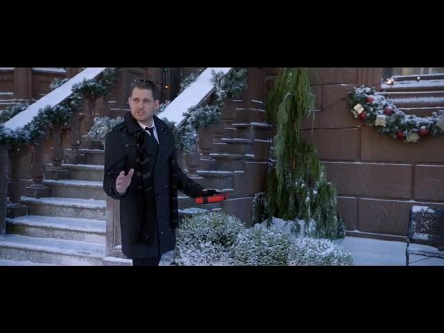 Michael Bublé — Christmas Medley Clip [Extra]