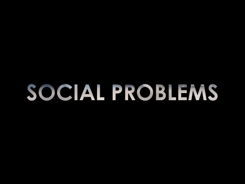 the major problems with the society What are the top ten social problems our society is currently facing  this is why the more they have the more they abuse our society misinformation: the major industry of information works for a few who manipulate our lives, this is why mr bush could start a war on false premises, killing over one and a halve million innocent.