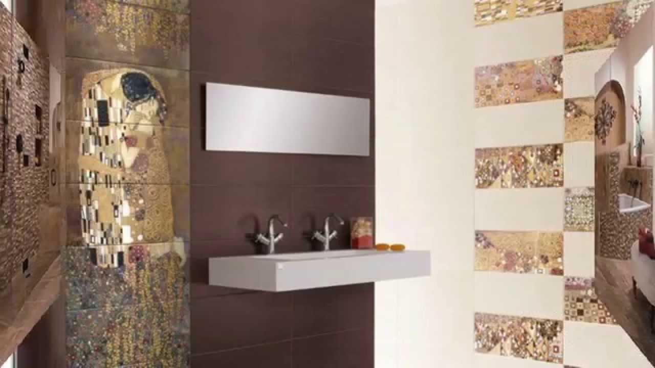 Contemporary Bathroom Tile Design Ideas - YouTube on Bathroom Tile Designs  id=75802