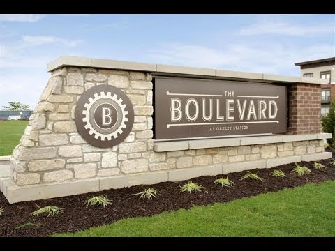Boulevard at Oakley Station Luxury Apartments For Rent in Cincinnati