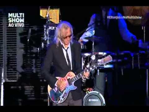 Elton John - Live in Brazil - São Paulo - Feb 27 2013 - Full Concert