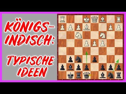 Typische KÖNIGSINDISCH-IDEEN || Victor1912/svidlerforpresident vs. The Big Greek