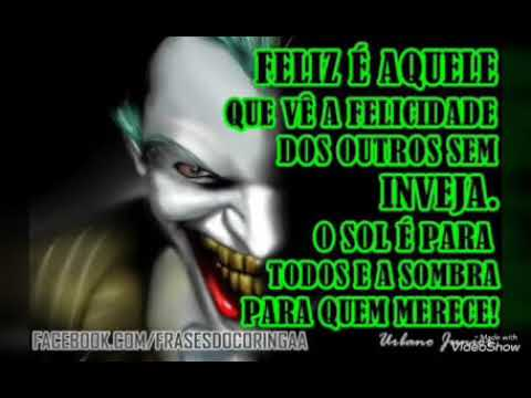 Frases Do Coringa By Arlequina E Coringa