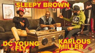 😂😂😂SLEEPY BROWN IN THE TRAP! w/ DC YOUNG FLY & Karlous Miller #85southshow