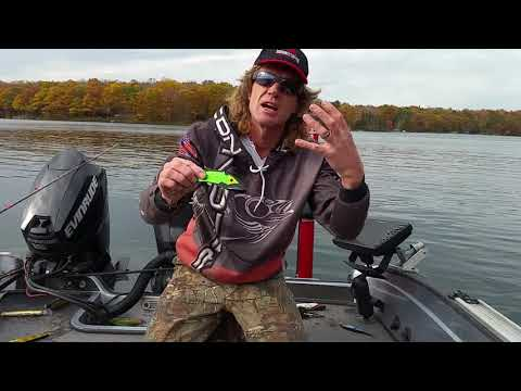 Fall Lures For Muskies