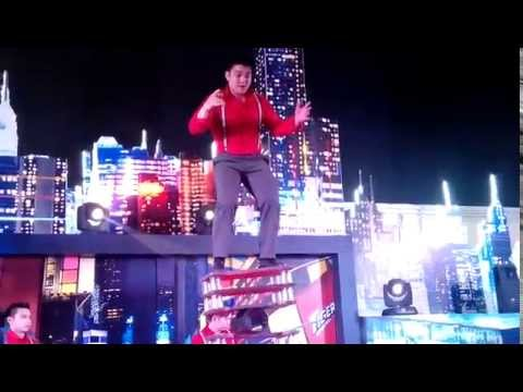Velasco Brothers - Acrobatic with Glasses Part 2 (Asia's Got Talent Finalist 2015)
