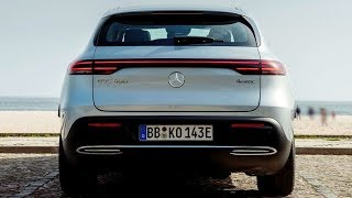 2019 Mercedes Benz EQC. Full Electric SUV. Everything you need to know.
