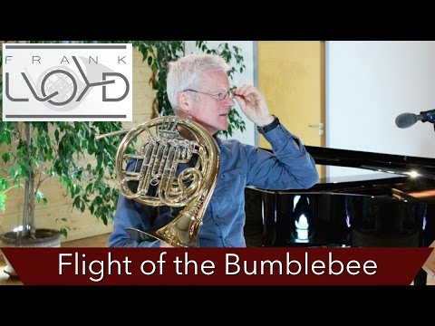 "French Horn: ""Flight of the Bumblebee"" from Frank Lloyd´s CD ""No Limits"" - 2016"