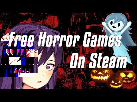 Top 5 Free Horror Games On Steam [NEW]