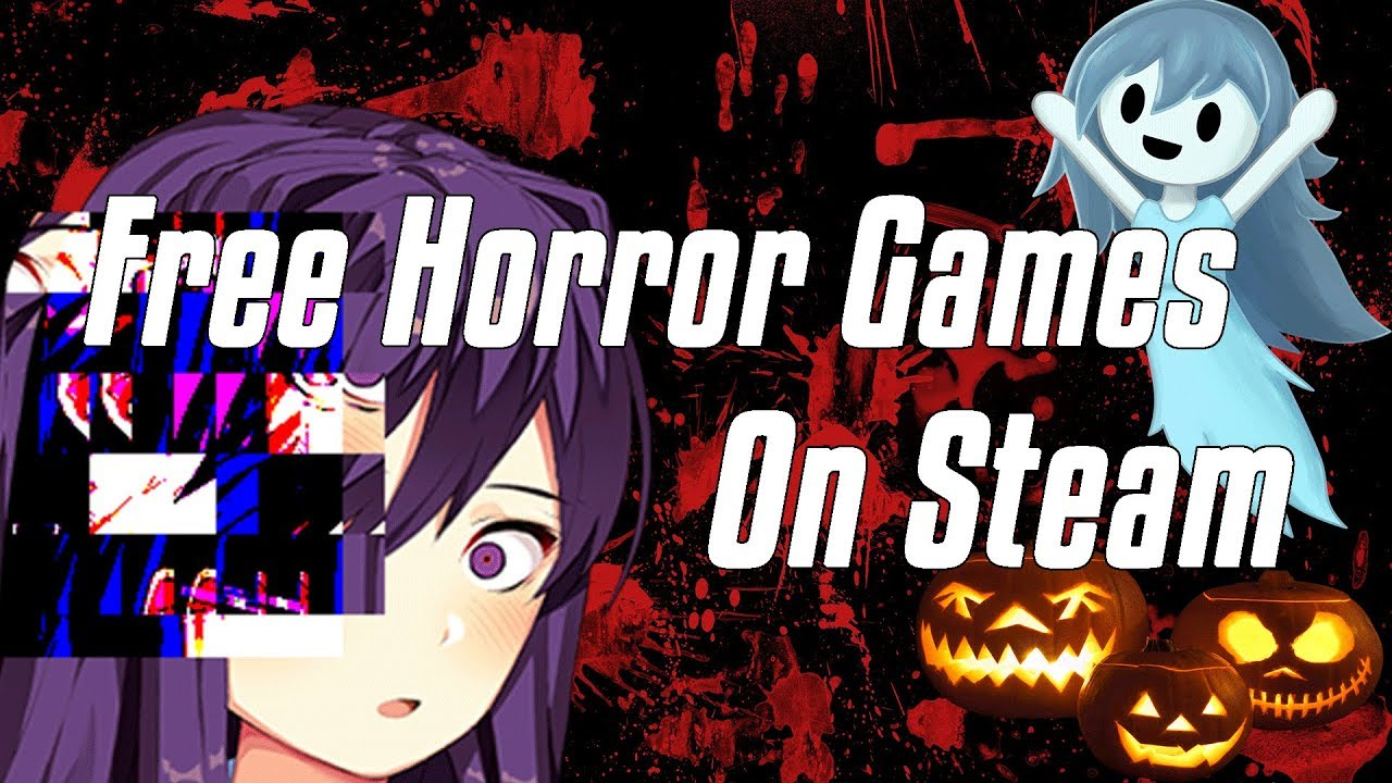 Best free steam games of horror games - TOP TEN REVIEWS …