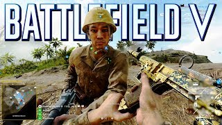Battlefield 5: Dominating the Jungle (PS4 PRO Multiplayer Gameplay)