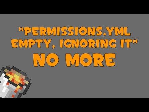 Permission File