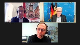Kretschmann will's nochmal wissen. seit 2011 regiert der wertkonservative grüne das land. Über seine motivation und die politischen ziele für eine weitere a...