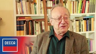 Alfred Brendel On Recording
