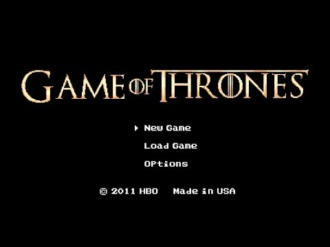 Game Of Thrones Theme/Game Of Thrones 8bit
