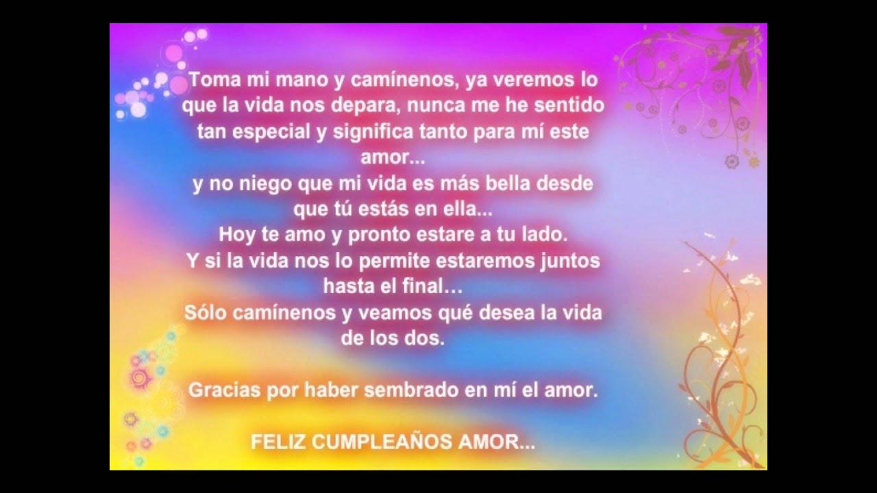 Frases Lindas De Amor Para Mi Novia Con Musica Romantica Te