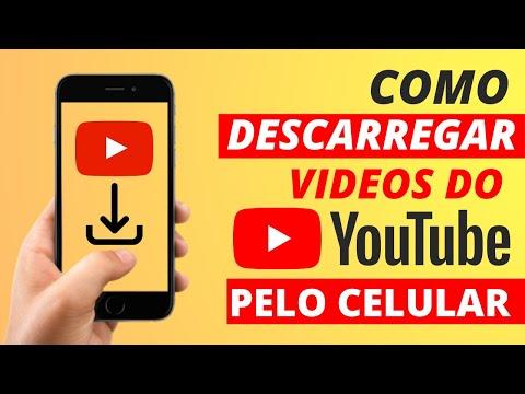 Como DESCARREGAR VÍDEOS do YOUTUBE pelo CELULAR em MENOS DE 2 MINUTOS !!