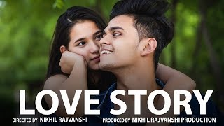 LOVE STORY GARVIT PANDEY TRUE LOVE NEVER DIES