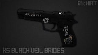 • [PB] - Pack K5 Black Veil Brides - ŦÐÐ