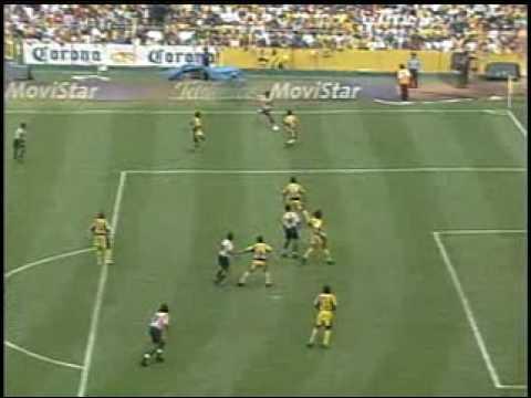 AMERICA VS CHIVAS VERANO 2002, CLASICO DE CLASICOS