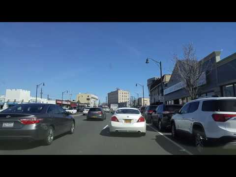 Driving from Lynbrook to East Rockaway in Nassau,New York