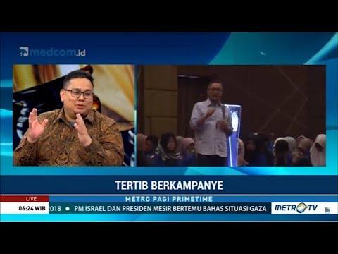 Kontroversi Dugaan Kampanye Terselubung Zulkifli Hasan Mp3