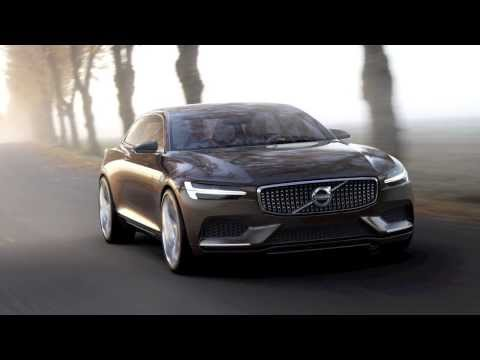Radical Volvo Concept Estate previewed - picture special