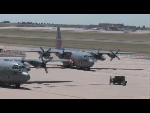 Modular Airborne Firefighting System II - Peterson Air Force Base Colorado