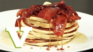 Pancakes With Maple Glazed Bacon: Bring On The Brunch S01e2/8