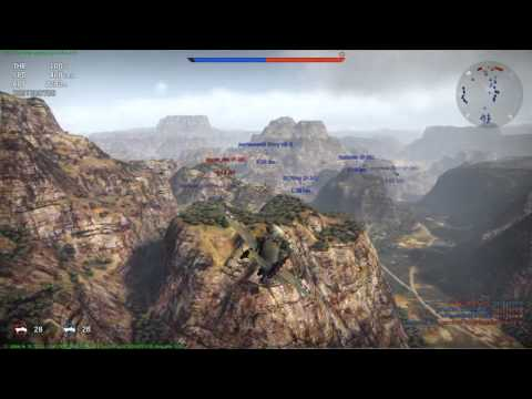 War Thunder Free To Play Flight Combat MMO! Gameplay 1