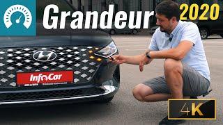 Grandeur 2020: LEXUS, держись! Тест-драйв Hyundai Grandeur, конкурента ES250