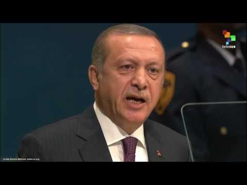 UN Speeches: Turkish President Recep Tayyip Erdoğan