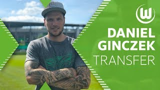 Willkommen, Daniel Ginczek   Transfer   VfL Wolfsburg