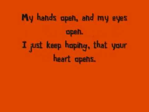 Snow Patrol  - Hands Open (With Lyrics)