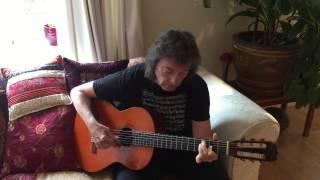 STEVE HACKETT – Rehearsal Clip #3