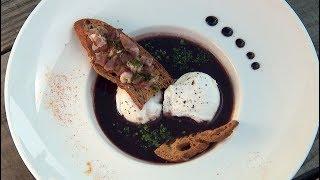 La recette des œufs meurettes à l'Auberge du Lac dans le Morvan : Ça roule en cuisine