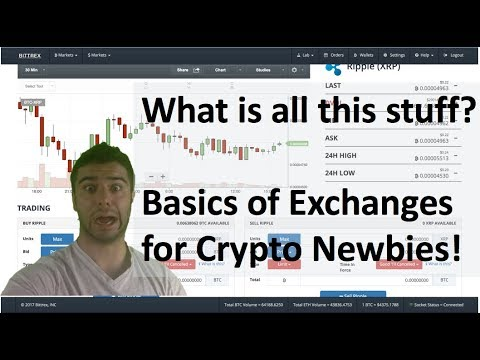 Exchange Basics For Crypto Newbies
