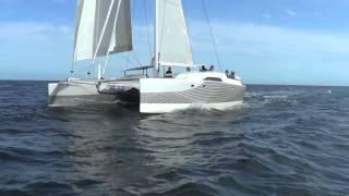 Le Breton SIG45 #2 Sea Trials