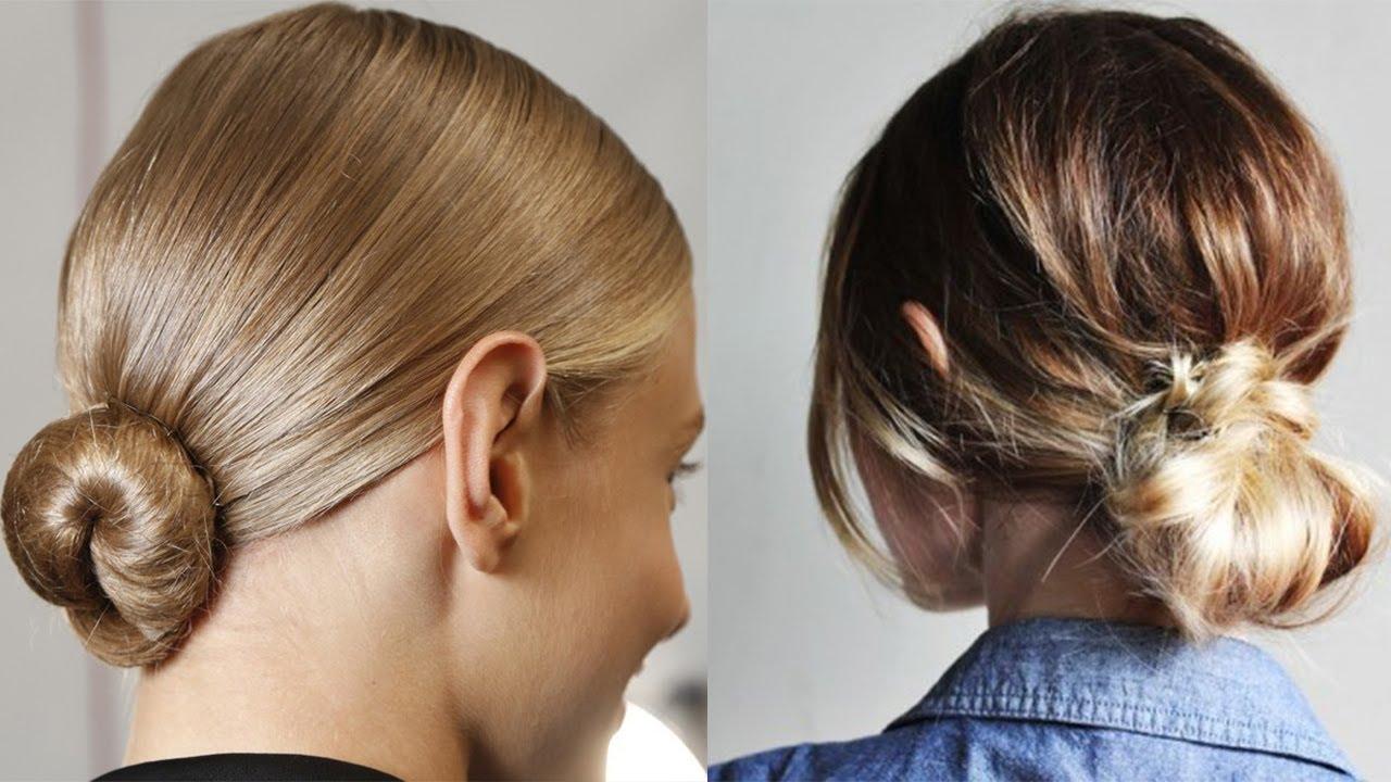 3 kiểu búi tóc mùa hè siêu nhanh và dễ thương, bạn gái nào cũng thích mê| Vintage Hair Styles