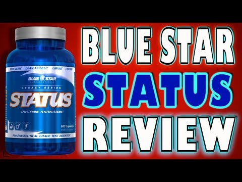 Blue Star Status by Blue Star Review Testosterone Booster