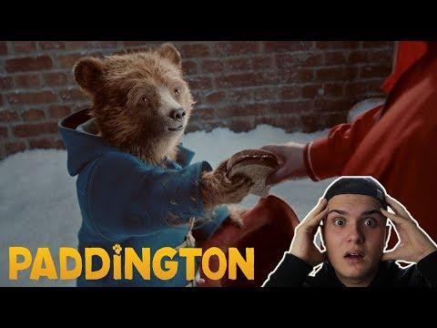 M&S Christmas TV Ad 2017 | Paddington & The Christmas Visitor #LoveTheBear | Reaction