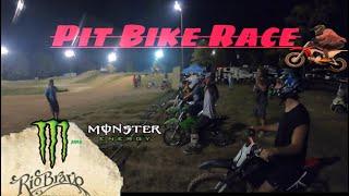 Фото Pit Bike Race Houston Tx At RioBravo Mx Track #pitbike #pitbikerace #crf110 #houstontx #motocross