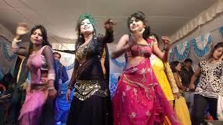 आजमगढ़ का स्पेशल डान्स ~DJ Ajay Tanda ~गोरी तोर चुनरी ~Gori Tor Chunari ~मनोज गोस्वामी दबंग