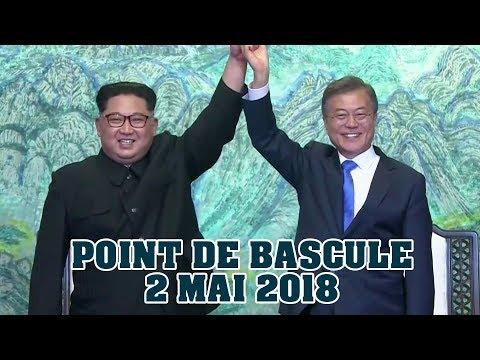 POINT DE BASCULE AVEC RICHARD LE HIR ET ALEXANDRE CORMIER-DENIS - 2 MAI 2018