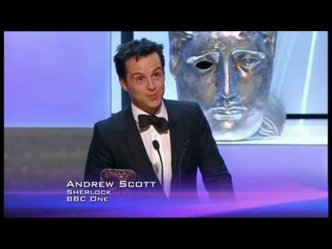 Andrew Scott  Best Supporting Actor Winner   BAFTA 2012