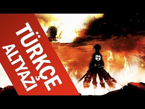 【Shingeki No Kyojin Opening 1】Linked Horizon - Guren No Yumiya 「Türkçe Altyazı」