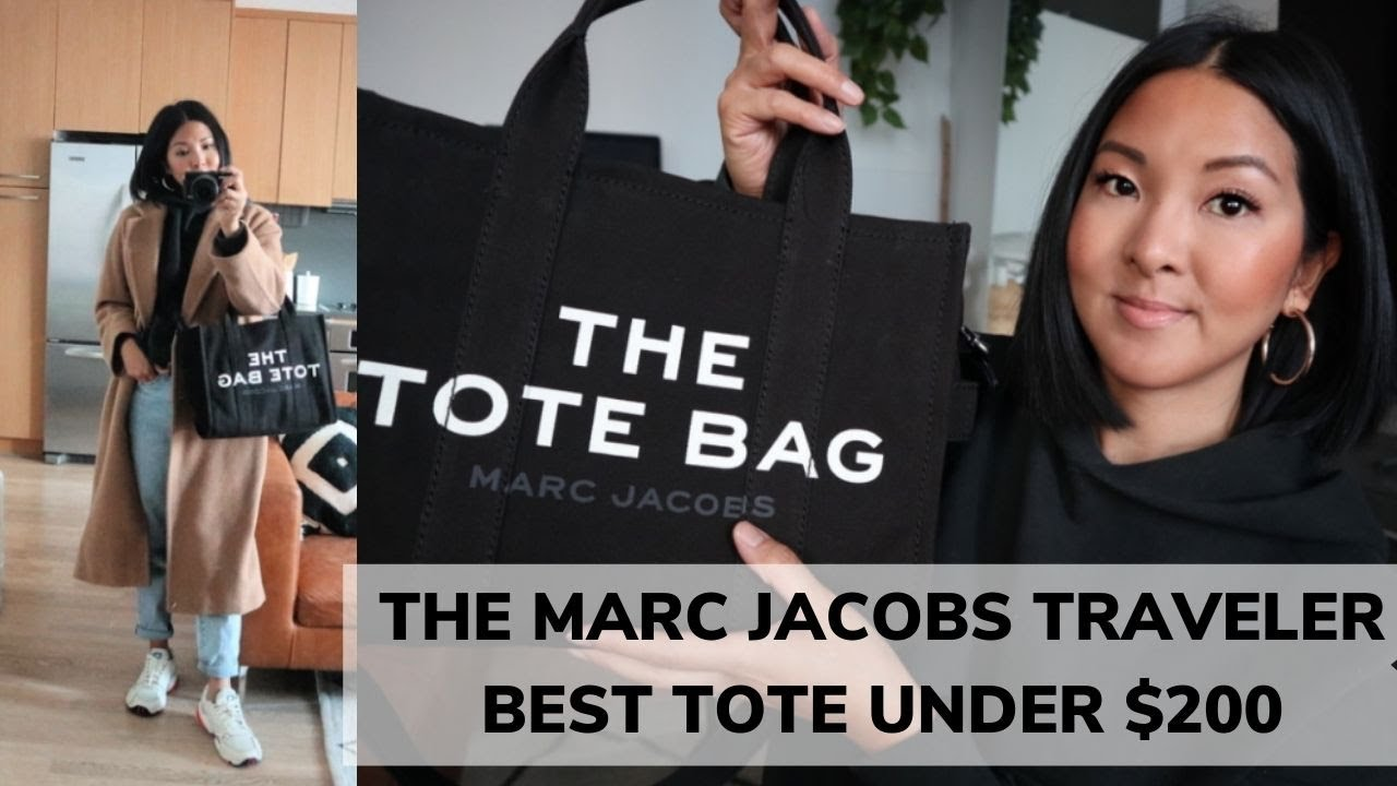 THE MARC JACOBS TRAVELER TOTE | BEST TOTE UNDER $200?
