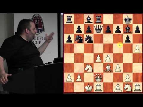 Lecture With GM Ben Finegold (2013 FIDE Grand Prix - Paris) - 2013.10.02