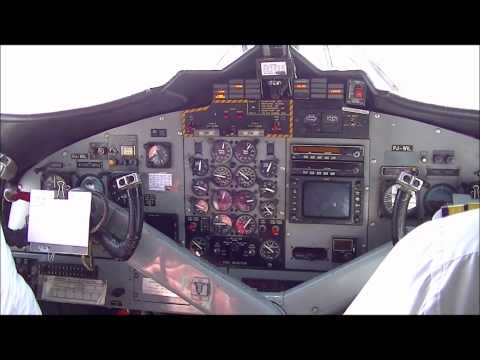 Twin Otter Engine Start HD
