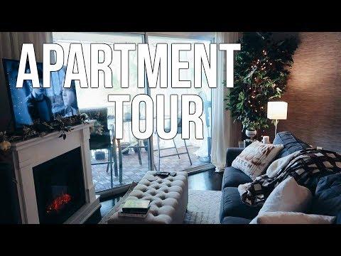 Cozy FALL Apartment Tour | RENEE AMBERG (2019)